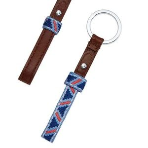 Keep Collective woven together key fob